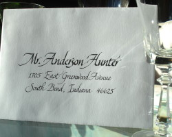 Anderson's Italic