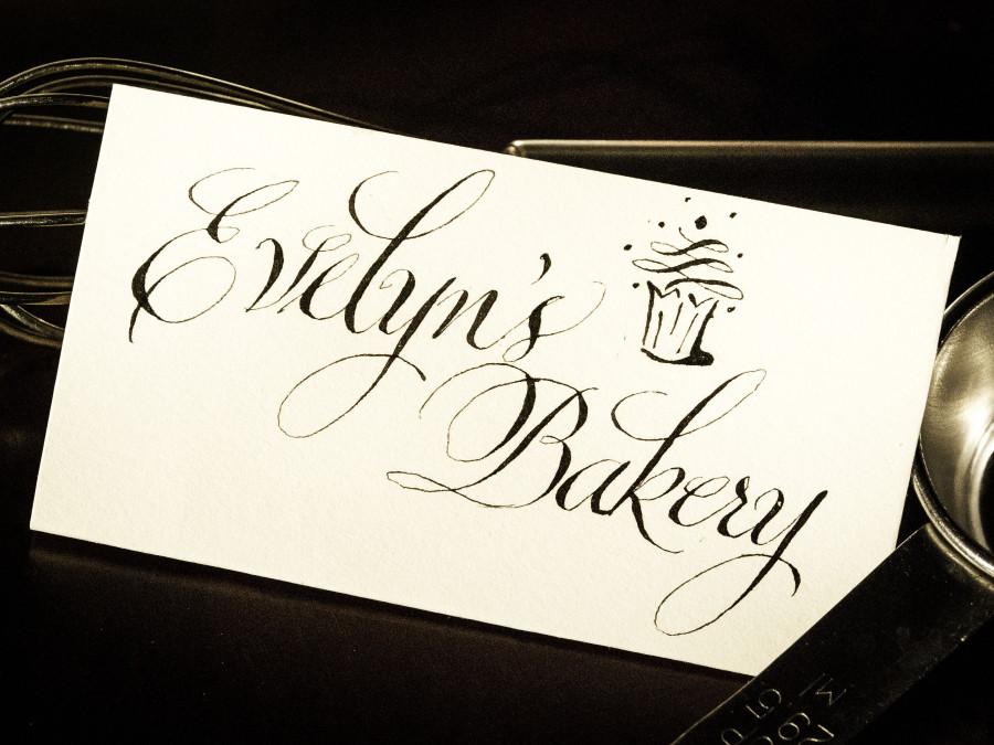 Evelyn's Bakery Logo
